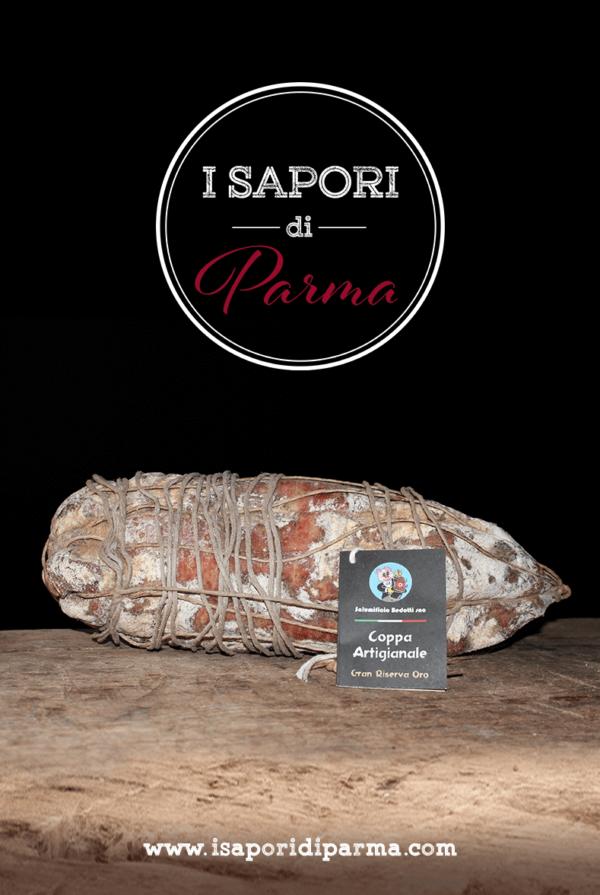 Coppa artigianale di Parma