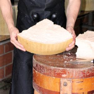 parmigiano reggiano - taglio