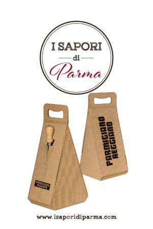 Confezione regalo Parmigiano Reggiano